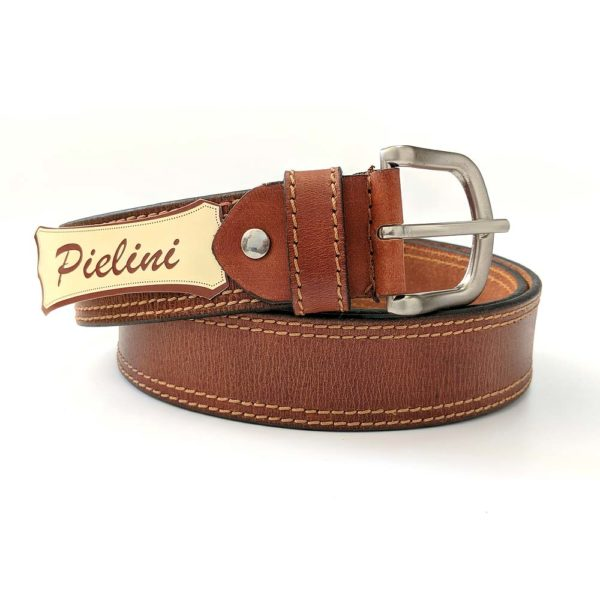 cinturon de piel modelo 102-40c