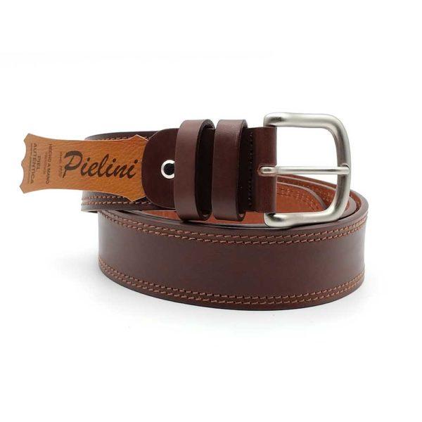 cinturon piel de vaquetilla Pielini modelo 412-40m