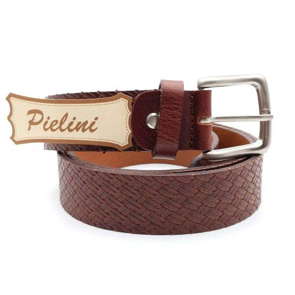 cinturon de piel modelo 416-35c