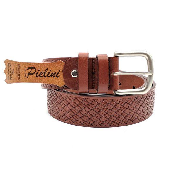 Cinturón de piel de Vaquetilla 416-40 cuero
