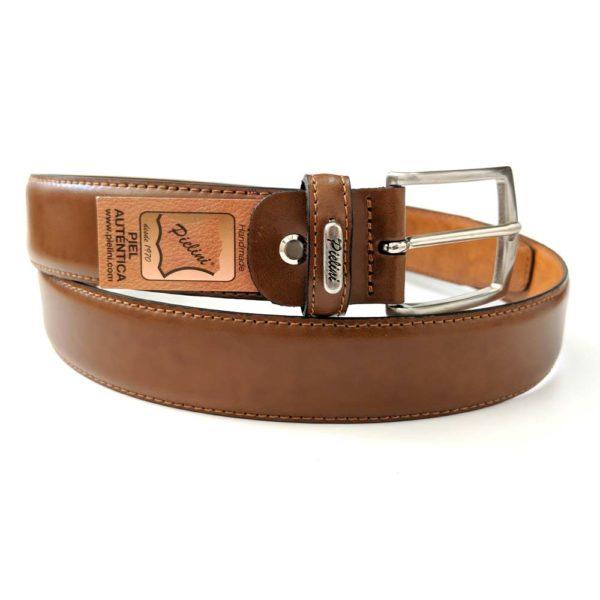 Cinturón de vestir para hombre modelo 7005-35 Cuero
