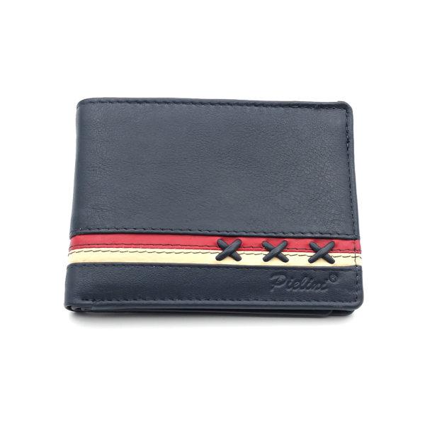 billetera de piel para hombre modelo 3160a