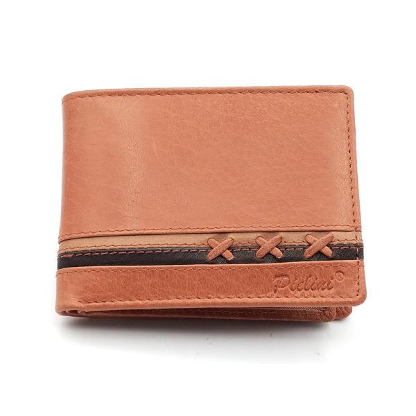 billetera de piel para hombre modelo 3160t