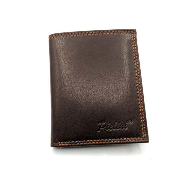 billetera de piel para hombre modelo 3206m