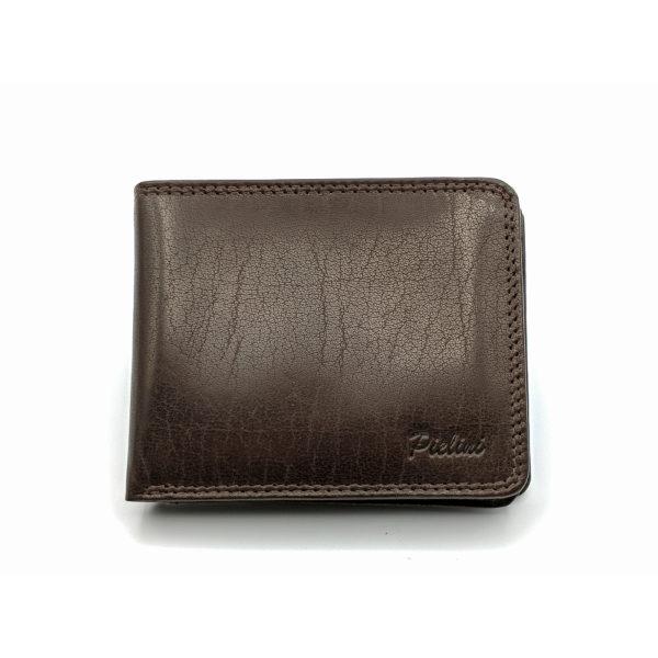 billetera de piel para hombre modelo 4165m