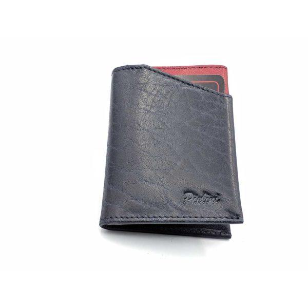 billetera de piel para hombre 5267a