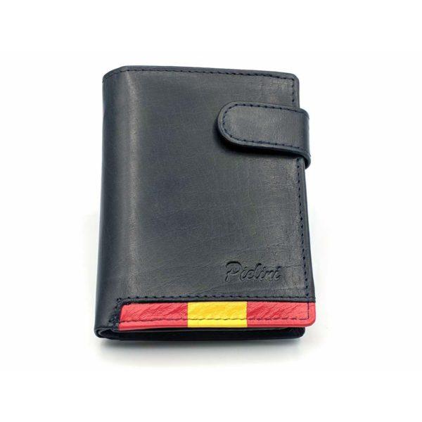 cartera de piel para hombre modelo 5275a