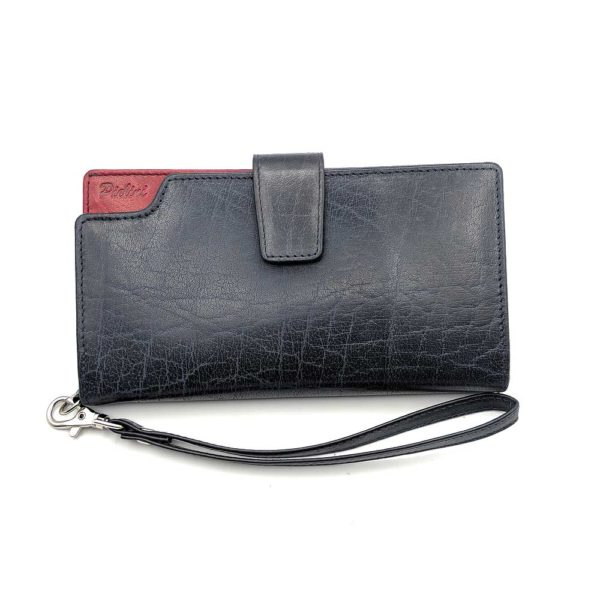 cartera de piel para mujer modelo 4054a